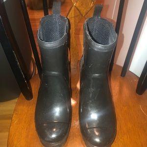 Sorel women's Joan arctic wedge rain boot